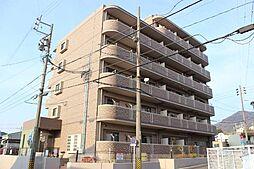 愛知県蒲郡市三谷町東2丁目の賃貸マンションの外観