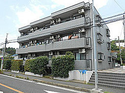 神奈川県横浜市港北区新吉田東4丁目の賃貸マンションの外観
