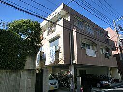 佐久間マンション[3階]の外観