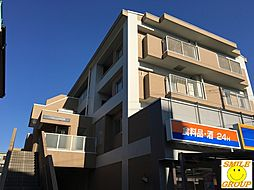 東京都江戸川区南篠崎町2丁目の賃貸マンションの外観