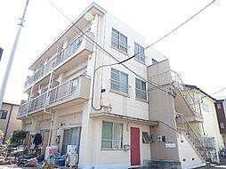 東京都東村山市萩山町1丁目の賃貸マンションの外観