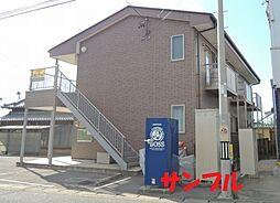 愛知県刈谷市井ケ谷町の賃貸アパートの外観