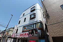 尾崎ビル[3階]の外観