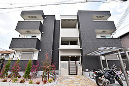 大阪府堺市西区浜寺諏訪森町西1丁の賃貸アパートの外観
