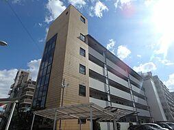 大阪府豊中市利倉東1丁目の賃貸マンションの外観