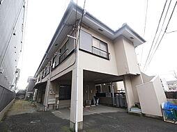 神奈川県厚木市愛甲の賃貸アパートの外観