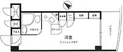 ラ・パルフェ・ド立川[6階]の間取り