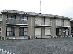 神奈川県横浜市泉区中田東3丁目の賃貸アパートの外観