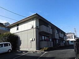 埼玉県入間市東町3丁目の賃貸アパートの外観