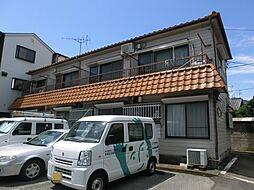 東京都葛飾区奥戸2丁目の賃貸アパートの外観