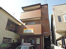 川島ハイツ[201号室]の外観