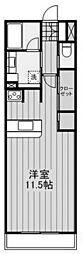 ロイヤルパーク多摩川2番館[2階]の間取り