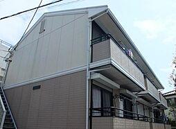 東京都練馬区春日町5丁目の賃貸アパートの外観