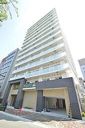 大阪府大阪市西区靱本町2丁目の賃貸マンションの外観