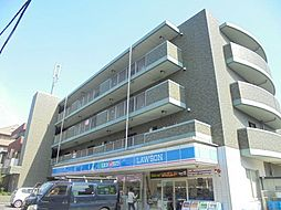 神奈川県横浜市港南区芹が谷4丁目の賃貸マンションの外観