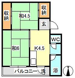 清音駅 1.8万円