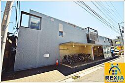 千葉県千葉市花見川区花園1の賃貸マンションの外観