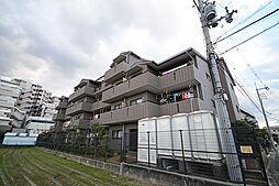 大阪府堺市北区新堀町1丁の賃貸マンションの外観