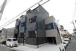 大阪府大阪市生野区生野西3丁目の賃貸アパートの外観