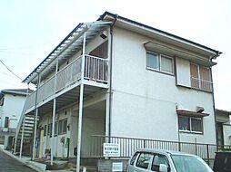 神奈川県横浜市港南区芹が谷2丁目の賃貸アパートの外観
