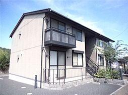 岡山県倉敷市連島4丁目の賃貸アパートの外観