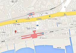 ファミール須磨浦の案内図