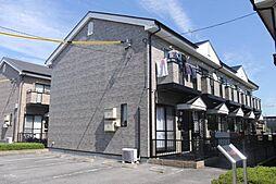 [テラスハウス] 愛知県岡崎市北野町字畔北 の賃貸【/】の外観