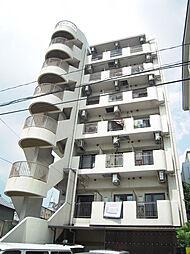 グルパ十三マンション[4階]の外観