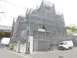 神奈川県海老名市上今泉6の賃貸マンションの外観