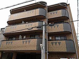 メゾンリュート2番館[4階]の外観