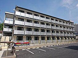 愛知県岡崎市康生町の賃貸アパートの外観