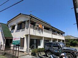 北坂戸ハイツ[1階]の外観