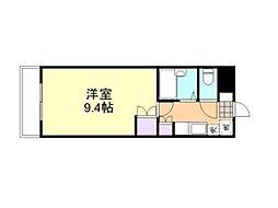 倉敷ライフ・キャンパス C棟[304号室]の間取り