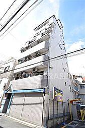 大阪府大阪市中央区日本橋2丁目の賃貸マンションの外観