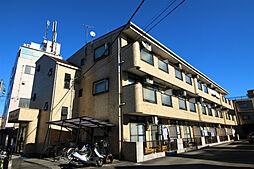 神奈川県川崎市多摩区菅北浦2丁目の賃貸マンションの外観