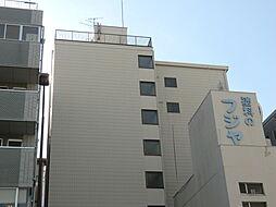 ヴェール天王寺[6階]の外観