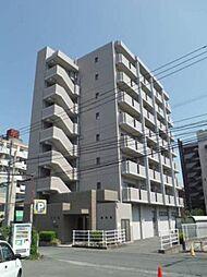 福岡県久留米市東町の賃貸マンションの外観