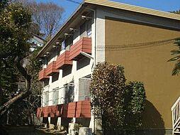 神奈川県横浜市磯子区杉田2丁目の賃貸アパートの外観