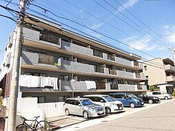 愛知県名古屋市名東区上菅2丁目の賃貸マンションの外観
