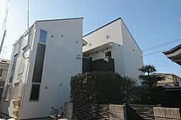 プライムテラス中野島[2階]の外観