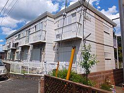 アミューズ高津[2階]の外観