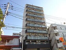 エルニシア横浜蒔田[404号室]の外観