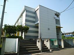 JR武蔵野線 東所沢駅 バス18分 坂之下下車 徒歩4分の賃貸アパート