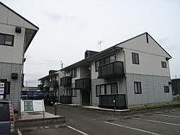 新潟県燕市佐渡の賃貸アパートの外観