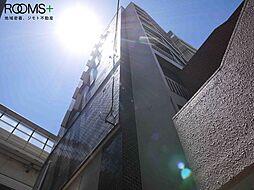 東京都渋谷区本町1丁目の賃貸マンションの外観