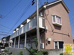ジュネパレス田久保[105号室]の外観