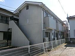 千葉県千葉市中央区今井1丁目の賃貸アパートの外観