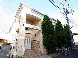 ワコーレヴィータ須磨浦通[1階]の外観