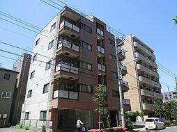 ツインタワー南篠崎[4階]の外観
