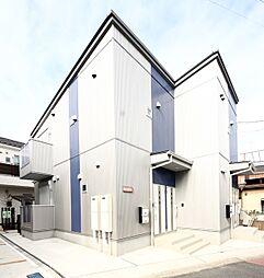 千葉県船橋市本町4丁目の賃貸アパートの外観